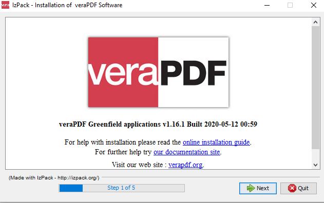 Screenshot verPDF